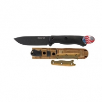 KA-BAR BECKER SHORT DROP POINT KBBK16
