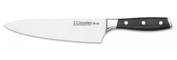 3 CLAVELES CEBOLLERO 200MM TOLEDO 01533