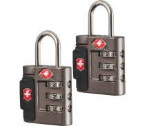 VICTORINOX TRAVEL SENTRY APPROVED LOCK SET - 31170001