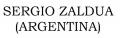 SERGIO ZALDUA