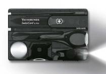 Victorinox Swisscard Lite NEGRO - 0.7222.T3