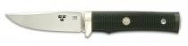 Fallkniven TK2 3G Thermorum + funda de cuero