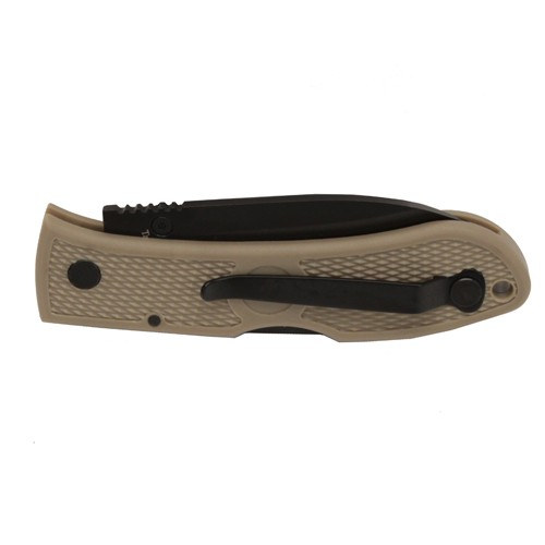 KA-BAR 4062 DOZIER FOLDING HUNTER CB