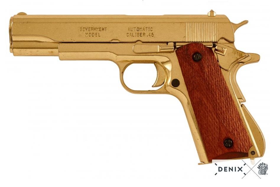 PISTOLA AUTOMATICA .45 M1911A1, USA 1911 (1ª Y 2ª GM) - 5312