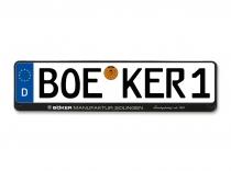 BOKER PLUS MATRICULA 09BO1007