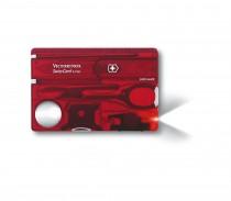 Victorinox Swisscard Lite ROJO - 0.7300.T