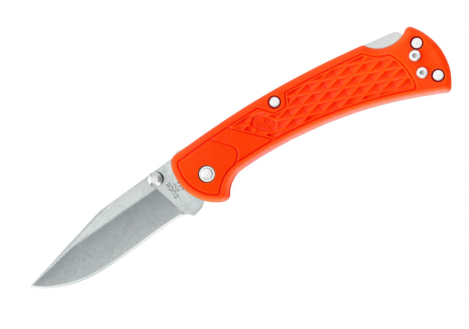 BUCK SLIM SELECT NARANJA BU112ORS