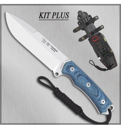 NIETO CHAMAN MACRO KIT PLUS MICARTA AZUL - 141-BK PLUS